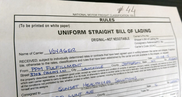 the bill of lading  u2013 how does it affect drivers
